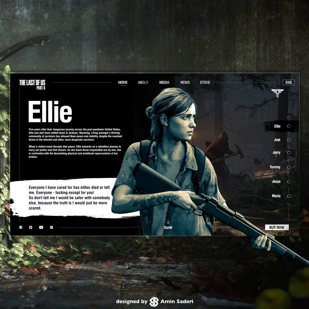 ایده طراحی سایت بازی